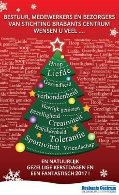 Fijne kerstdagen allemaal!