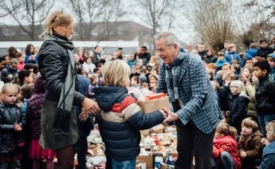 Molenwijk houdt Voedselbank-actie