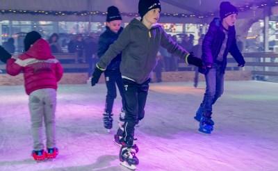 Kwekpoel on Ice in Boxtel