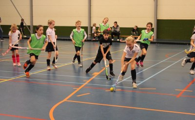 Volop hockeyduels in De Braken