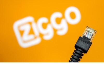 Storing bij Ziggo in Boxtel