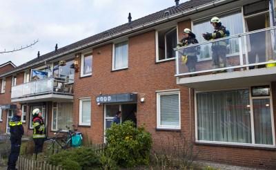 Brandweer voorkomt keukenbrand