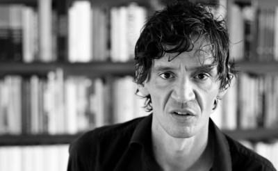 Schrijver Peter Buwalda op Boxtels Boek en Bal