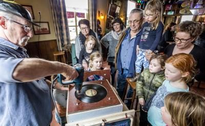 Vinylavond in Wapen van Liempde