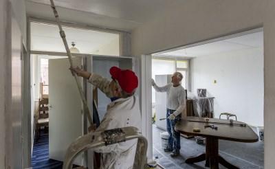Bewoners Hoogheem krijgen huiskamer