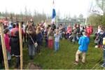 Boxtel viert verlate Boomfeestdag