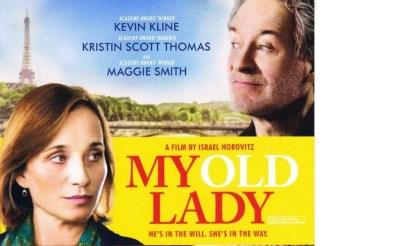 'My Old Lady' in Kloosterhof