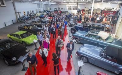 Rolls Royce en Bentley bij Classic Park
