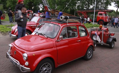 Recordpoging Red Classic slaagt