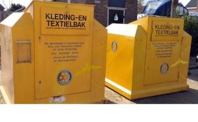 Kritiek op 'wildgroei textielcontainers