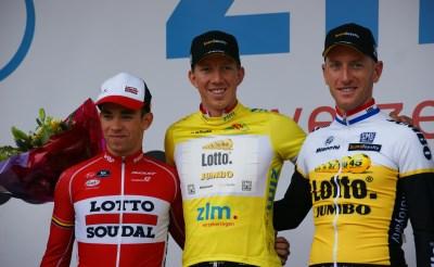 Vanmarcke wint Ster ZLM Toer in Boxtel
