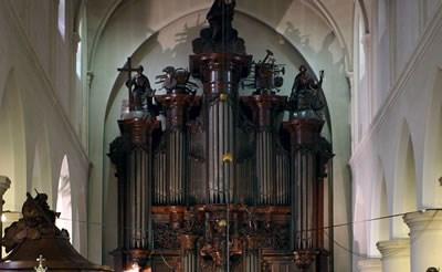Orgelconcert afgelast