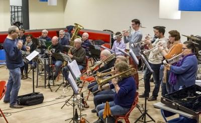 Big Band Boxtel naar Etten Leur