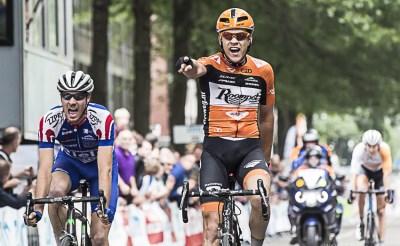 Kreder wint tweede etappe Ster ZLM Toer