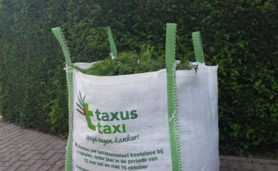 Boxtel steunt Stichting Taxus Taxi