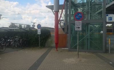Boxtel pakt fietsprobleem station aan