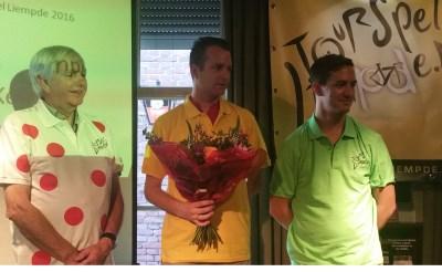 Maaike van Kempen wint Tourspel Liempde
