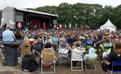 Beyond Festival op Velder