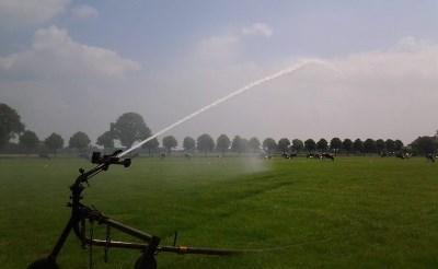 Onttrekkingsverbod oppervlaktewater