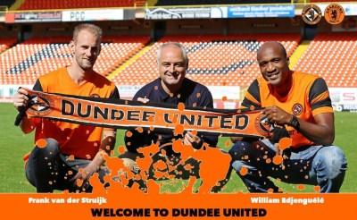 Van der Struijk tekent bij Dundee United