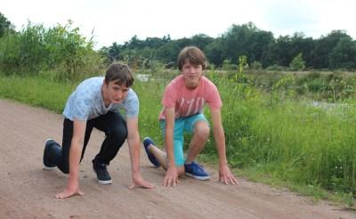 Profielloop: hardlopen in Gemonde