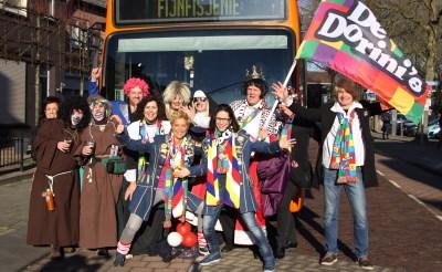 Jubileumtournee voor 11-jarige Dorini's