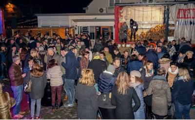 Gluhw!: stoer evenement in Boxtel