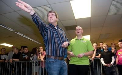 Open Boxtels Dartstoernooi bij L'Union