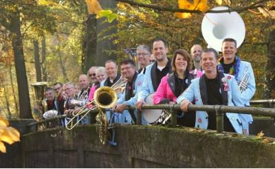 Blaasorkesten luiden 2017 muzikaal in