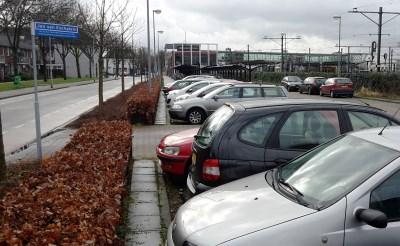 Parkeervergunningen van de baan