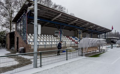 Opening ODC-sportpark Molenwijk uitgesteld