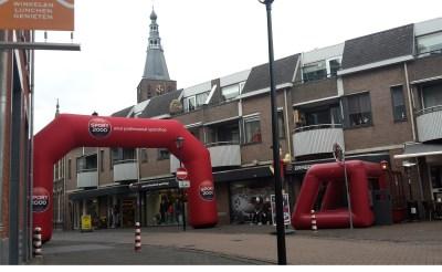Centrum Boxtel in teken van sport