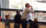 Schooljeugd telt tuinvogels