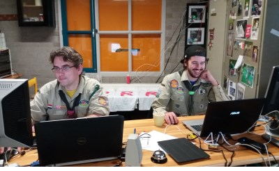 Boxtelse scouts voelen politieke partijen aan de tand over jeugd- en jongerenbeleid