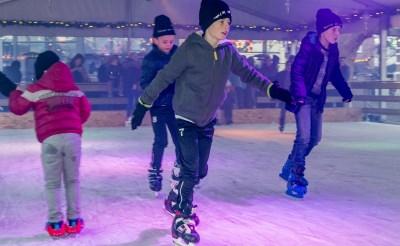Geen schaatsbaan 'Boxtel on Ice' dit jaar