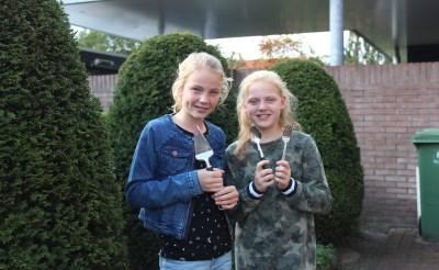 Roos en Faye in finale Keukenbazen