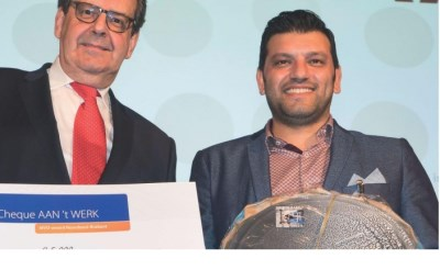 MVO Award voor Holland Recycling