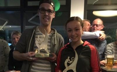 Gerrits en Van Beers Boxtelse tenniskampioenen