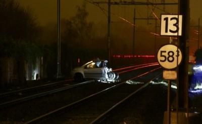 UPDATE: Auto-ongeluk dubbele overweg door navigatie