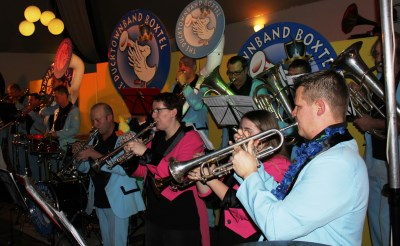 Blaasorkesten luiden 2018 muzikaal in