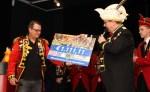 Prins Peer reikt cheques Lions uit