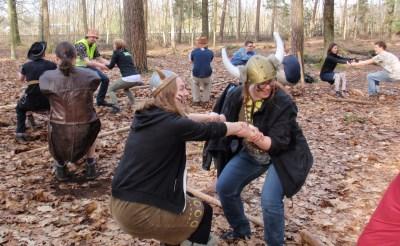 Scouting Boxtel ontvangt échte leiders