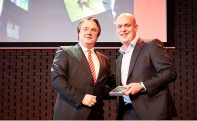Michael van Gerwen ereburger van Brabant
