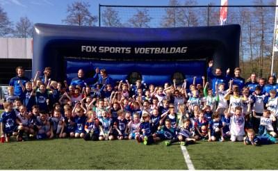 FOX Sports Voetbaldag bij ODC