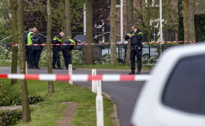 Dode man in sloot Tongeren
