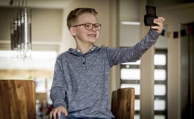 Vlogger Simon actief voor Jeroen Bosch Ziekenhuis