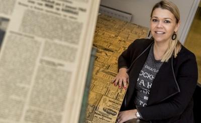 Stichting Brabants Centrum verwelkomt Kim van Stippent