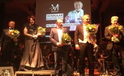 Peter Langenhuijsen is eerste Maestro van Boxtel