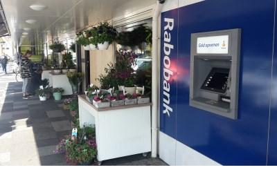 Geldautomaat Selissen weg
