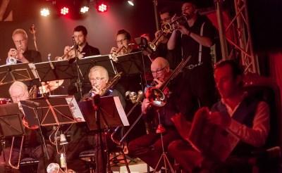 Big Band Boxtel opJazz in Duketown